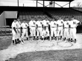 1950 Norfolk Tars Baseball Team - Norfolk, Virginia