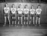1950-1951 Norview High School Basketball Team - Norfolk, Virginia