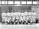 1938 Tarboro Serpents Baseball Team - Portsmouth, Virginia