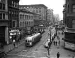 200 Block of Granby Street, circa 1939 - Norfolk, Virginia
