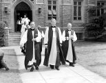 Bishop Bravid Washington Harris Consecration, 1945 - Norfolk, Virginia