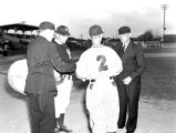 1941 Baseball Opening Day - Tars vs Cubs - Norfolk, Virginia
