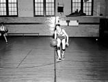 1940 Wilson High School Basketball Team Player Ed Drew - Portsmouth, Virginia